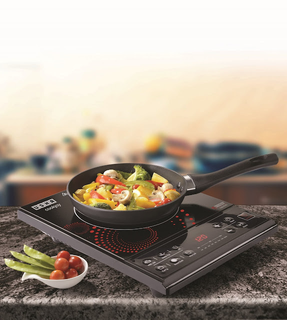 Usha International strengthens its Induction Cooktop range with a new launch