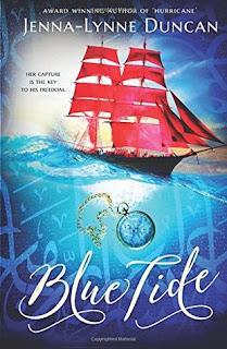 Blue Tide by Jenna-Lynne Duncan