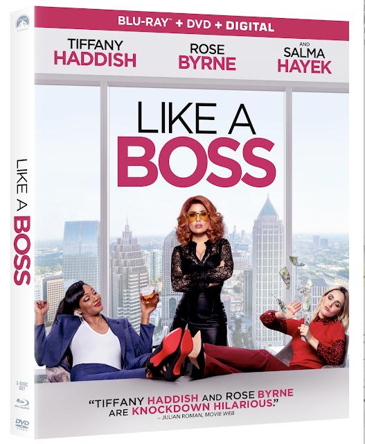 Like A Boss GIVEAWAY