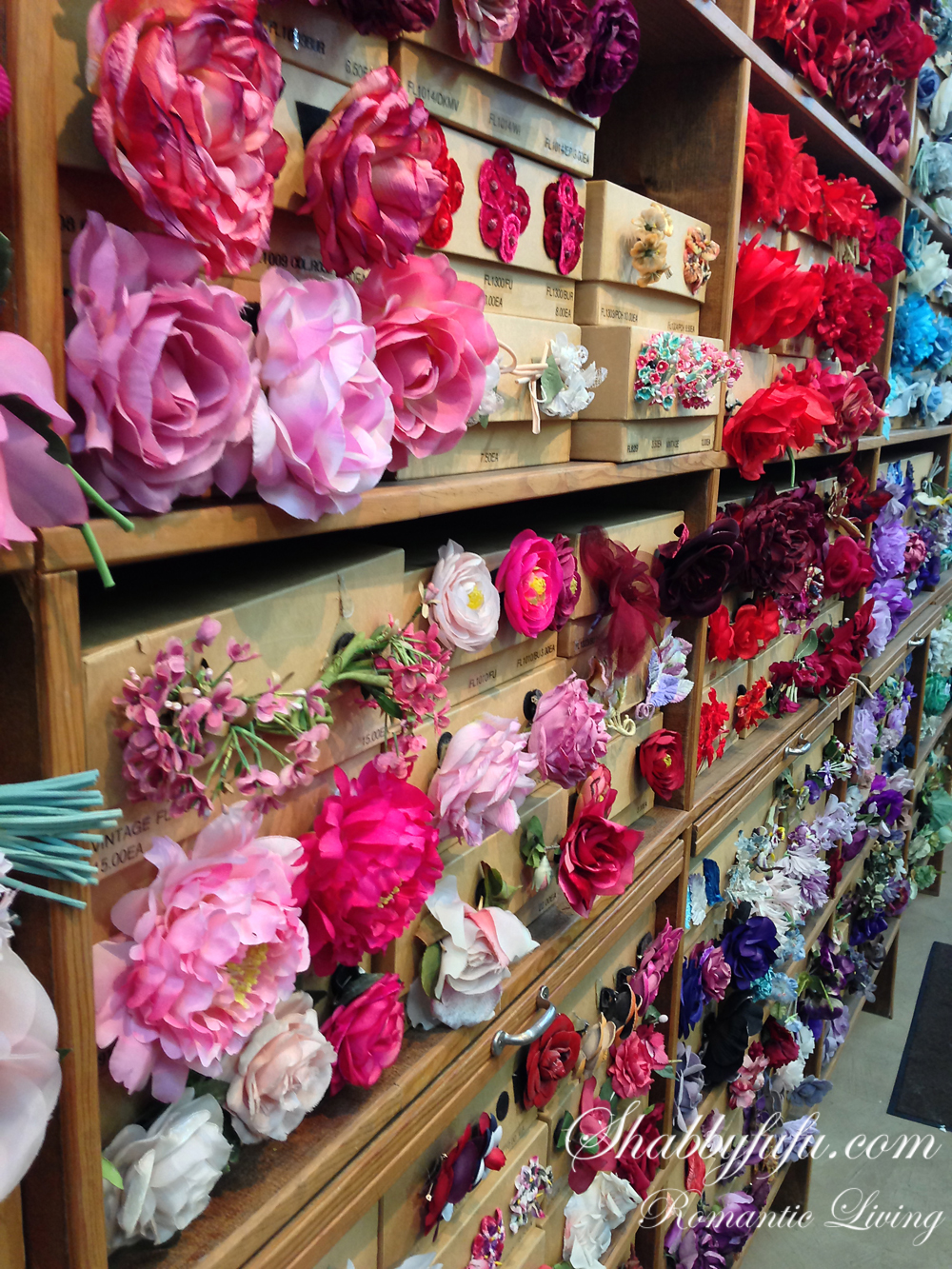 tinsel trading nyc vintage millinery