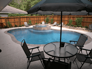 Custom Free Form Inground Pools 11