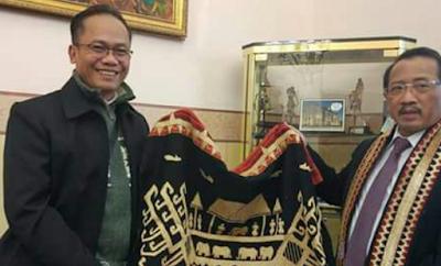 Desindo Fasilitasi Lampung Ikut Festival Indonesia Moskow 2018