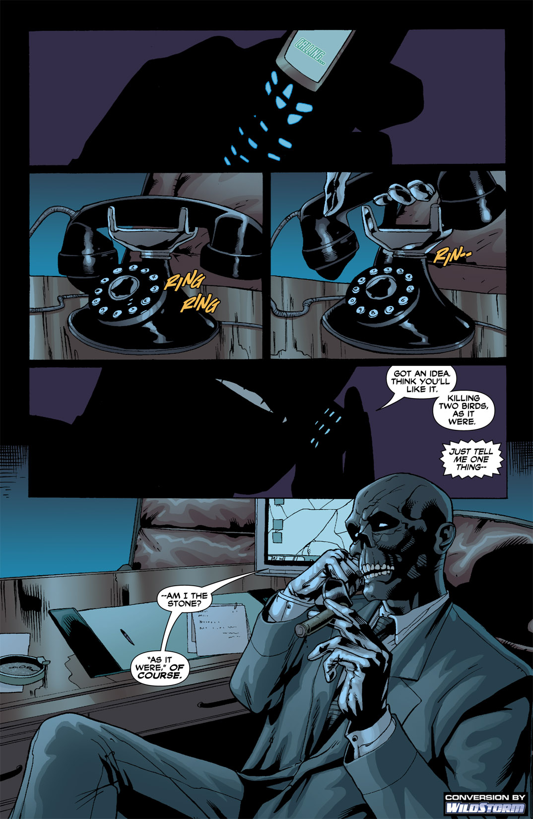 Detective Comics (1937) 810 Page 1