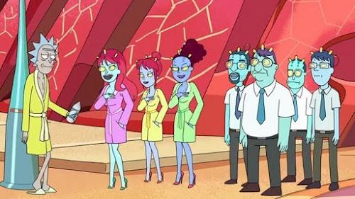 Rick Y Morty Temporada 2 Capitulo 3 en Español