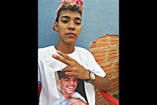 Assaltante foi identificado como Patrick de Oliveira, segundo a Polícia Civil