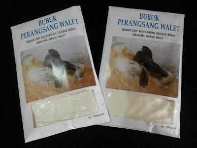 Jual Bubuk Aroma Pemikat Burung Walet