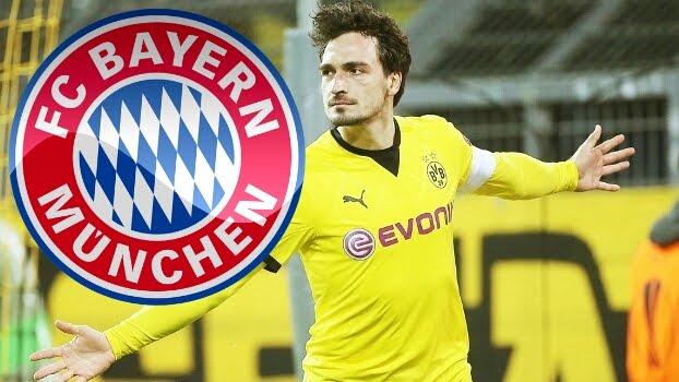 Hummels no Bayern