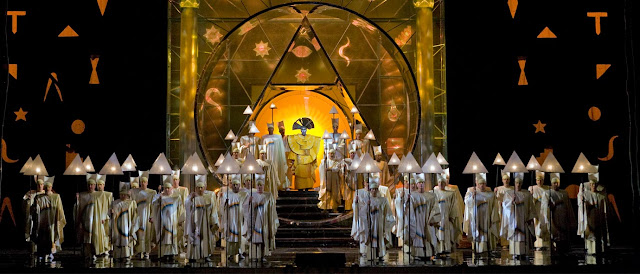 Mozart: The Magic Flute - Metropolitan Opera (photo Metropolitan Opera)