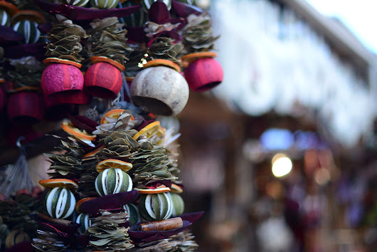 DILUCI: Winter fairs in Budapest