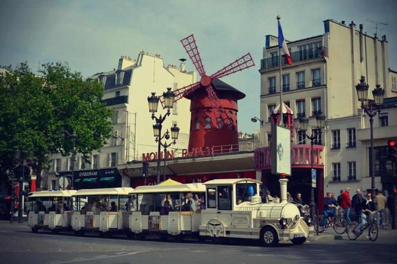 París  - Isla Sandia
