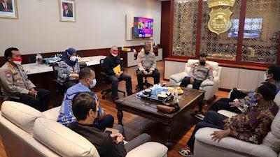 Ombudsman RI, Provinsi Banten Berhasil Kendalikan PPKM
