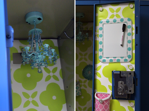 To Decorate Your Locker Using Llz By Lockerlookz Is A 3 Step Easy Process
