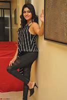 Akshida in Black Tank Top at Kalamandir Foundation 7th anniversary Celebrations ~  Actress Galleries 056.JPG