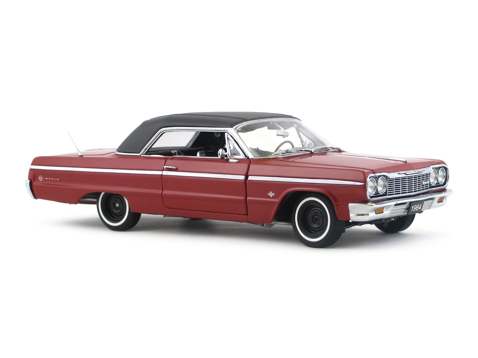 2011 Ford F 150 Xlt 1964 Chevrolet Impala SS Coupe West Coast Precision Diecast