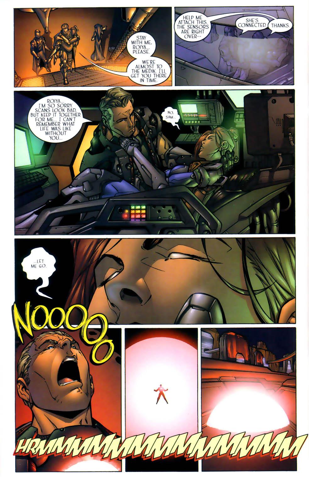 Read online Sigil (2000) comic -  Issue #1 - 27