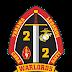 2nd Battalion 2nd Marine Regiment Logo Vector