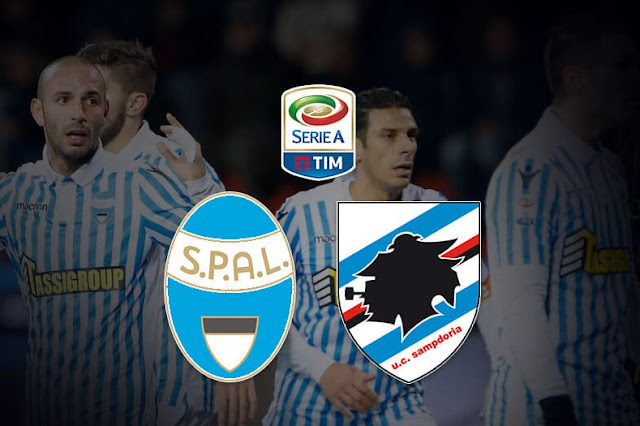 SPAL 2013 vs Sampdoria Highlights 20 May 2018