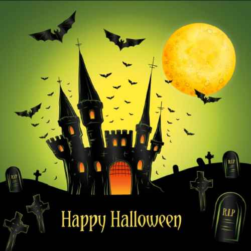 Halloween Rip