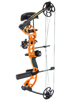- Evolution des compound évolutifs - Le PSE Stinger X Stiletto RADICAL-Orange-Bow-DTH