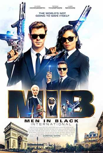 Men in Black International 2019 Dual Audio Hindi Full Movie Download