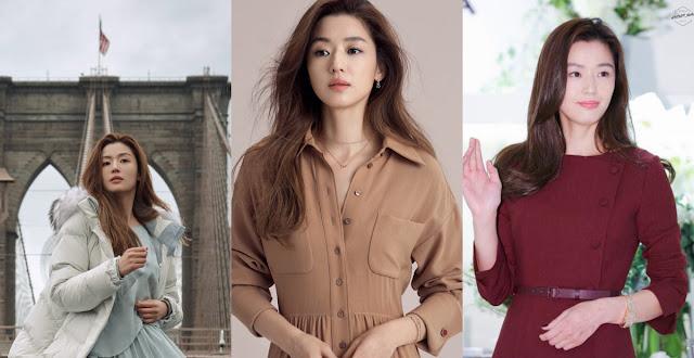 全智賢回歸戲劇圈 有望演出《花遊記》洪氏姊妹在tvN新戲劇