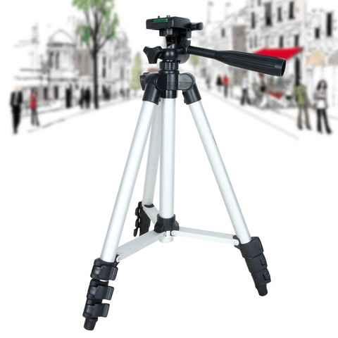 67k - Chân máy chụp hình đa năng  tripod TF-3301 dài 1,1m giá sỉ và lẻ rẻ nhất
