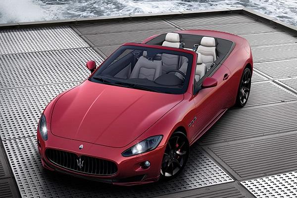 Maserati GranCabrio Argentina