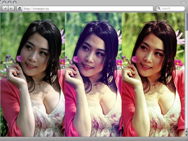 Винтажный эффект в Фотошопе. 2 простых способа.