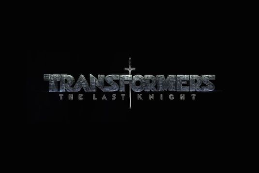 Transformers The Last Knight Logo