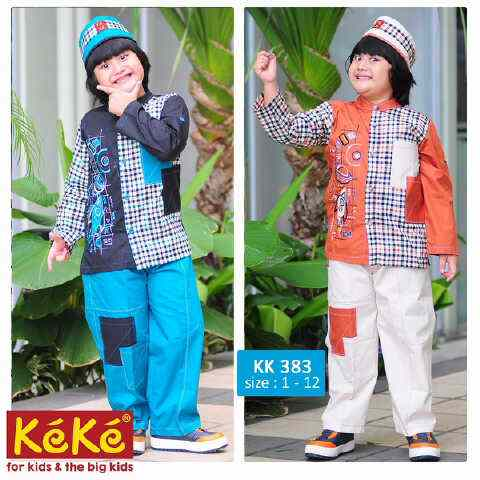 Keke Collection Koleksi Baju Anak Keke