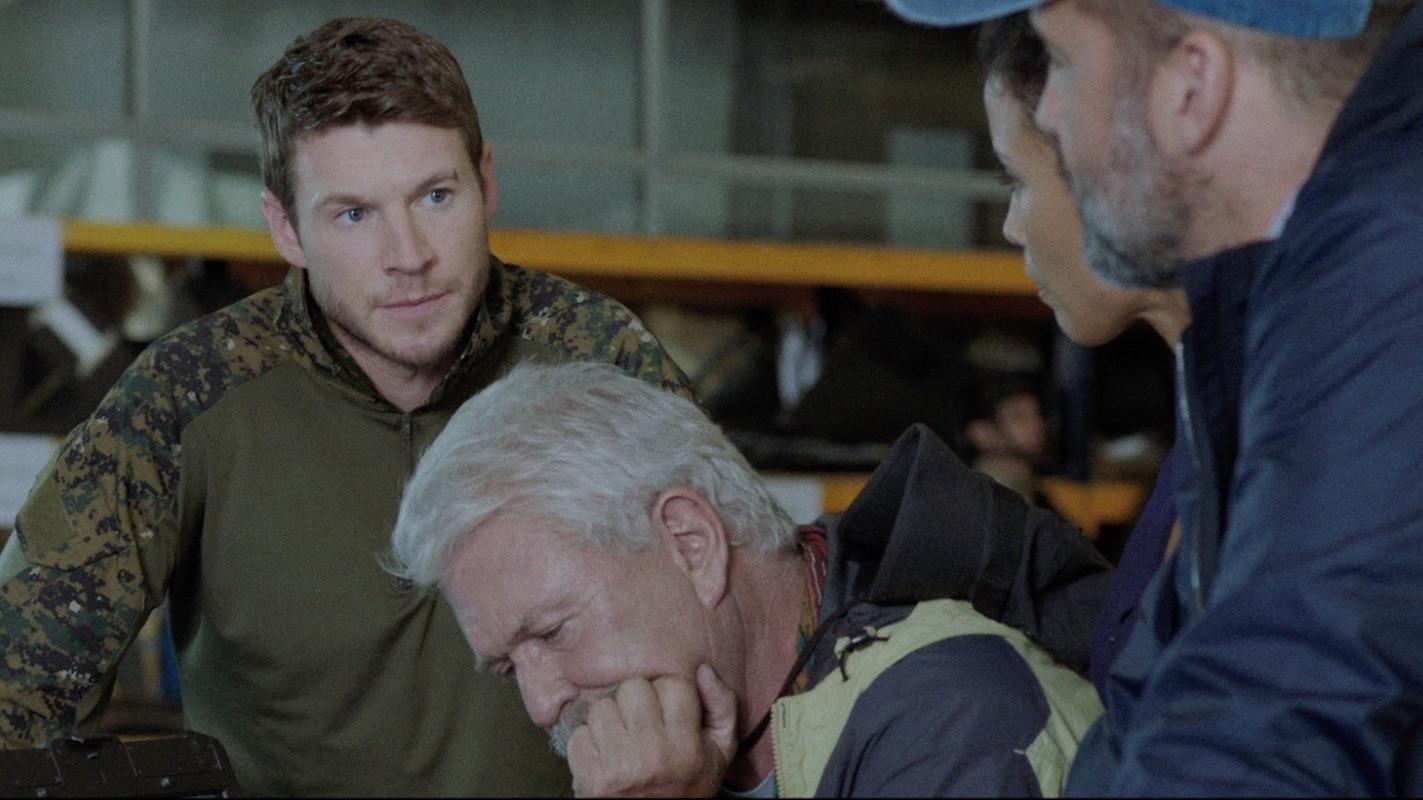 Hình ảnh phim Lính Bắn Tỉa: Nhiệm Vụ Tối Mật