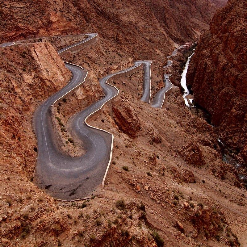 Dadès Gorges, High Atlas | Marrocos