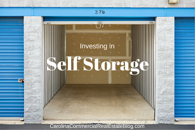 Buying a self storage business