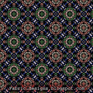 geometric patterns and vector for fabric designing