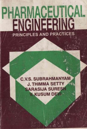 pharmaceutical engineering by cvs subrahmanyam pdf download