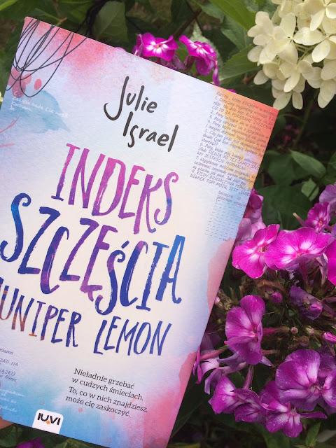 """""""Indeks szczęścia Juniper Lemon"""" - recenzja książki"""