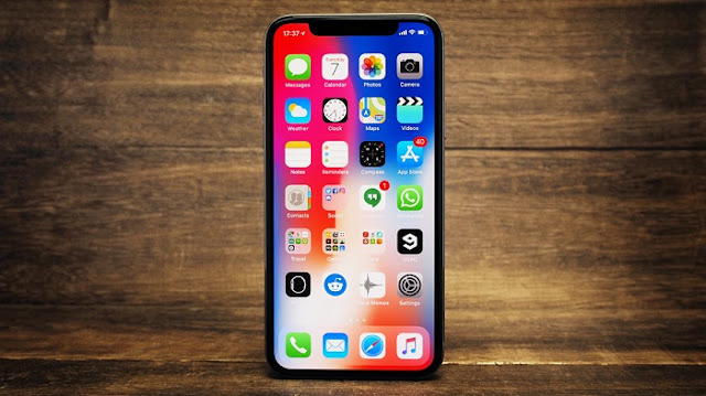 Smartphone Gaming Terbaik - iPhone X