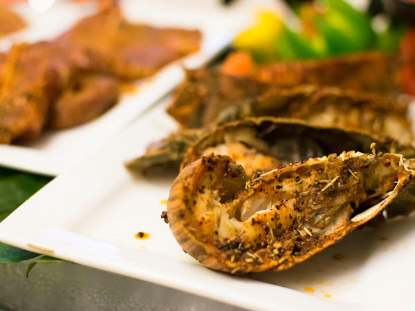 Deep Sea Barbeque Dinner Buffet @ Taste Cafe, G Hotel Gurney, Penang