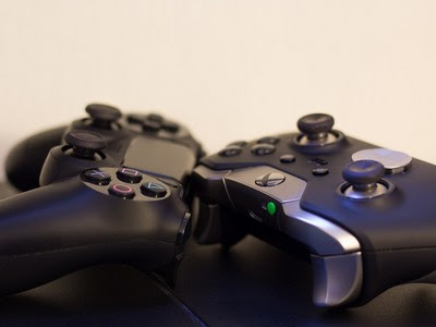 Playstation 4 and Xbox Configure the consoles
