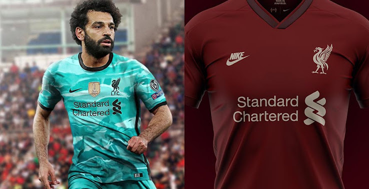 Better Than Nike S Classy Liverpool 20 21 Home Away Third Kit Concepts Revealed Footy Headlines