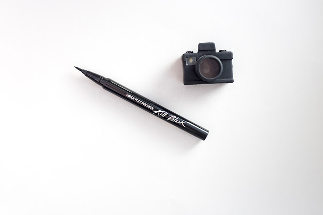 Clio Waterproof Kill Black eyeliner