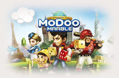 Download Modoo Marble Online Game PC Ringan