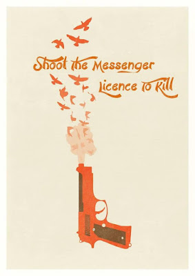 Shoot The Messenger Licence To Kill Single