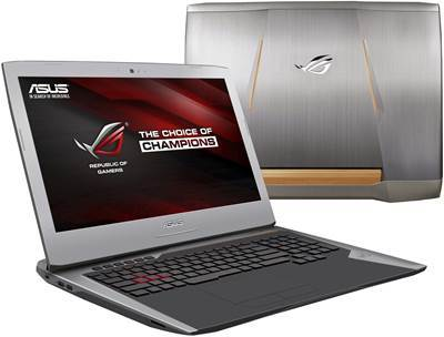 Laptop ASUS ROG G752VT-DH74 Signature Edition Gaming