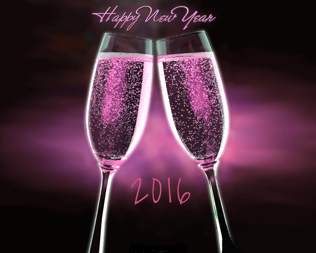 slike čestitke za novu godinu 1280x1024 Pozadine za desktop: Happy New Year 2016, čestitka za  slike čestitke za novu godinu