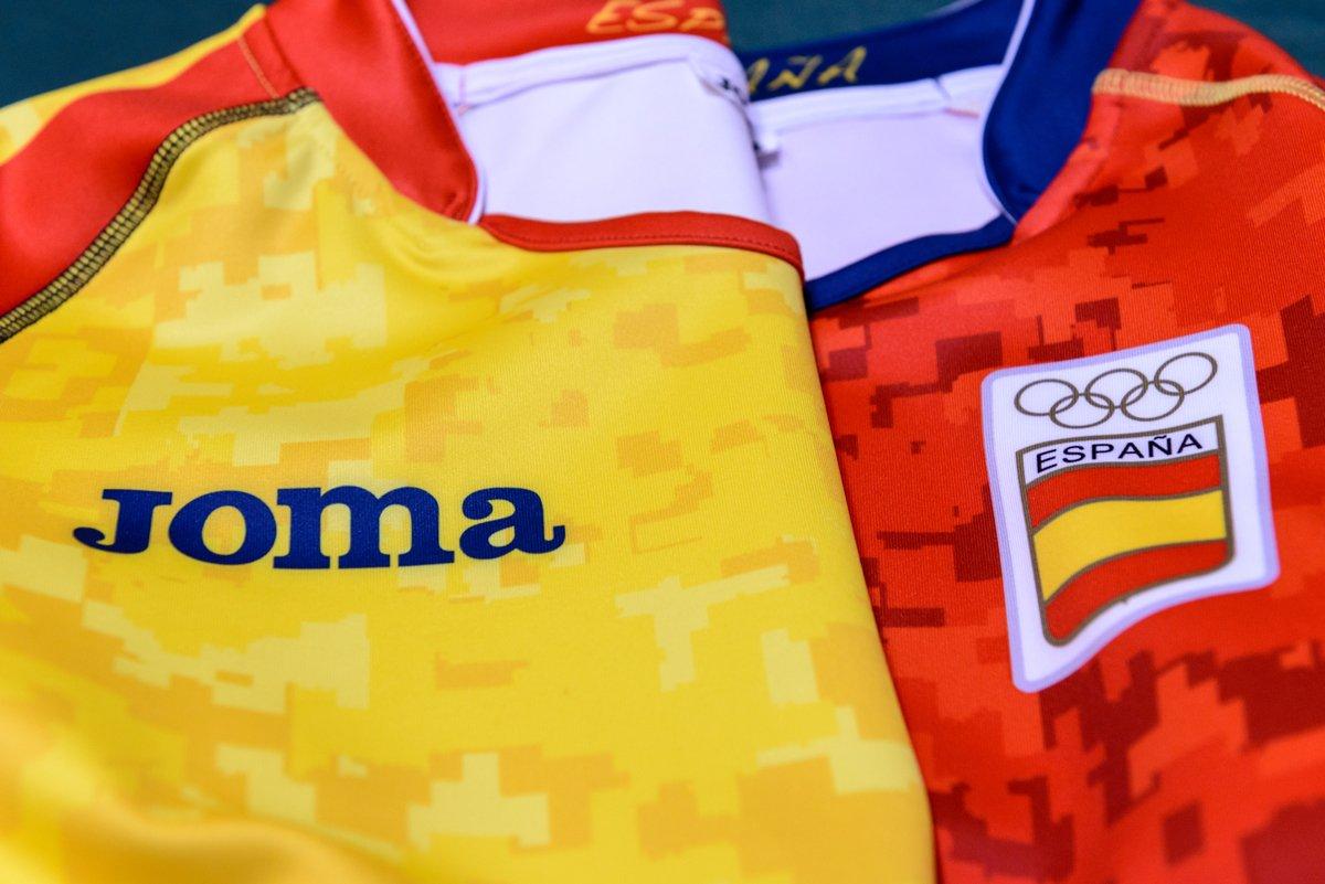 30bde659cb Joma lança uniformes de rugby da Espanha para Rio 2016 - Show de Camisas