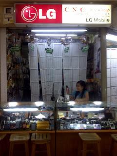 CNC phoneshop, ITC ROXYMAS, lt dasar no 99-a, Hasyim Ashari, Jakarta Pusat