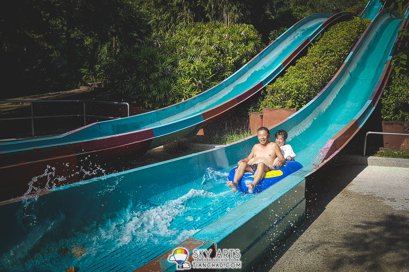 Lost world of tambun must try ride tctravel uncle aunty playe cliff racer together lost world of tambun gumiabroncs Choice Image