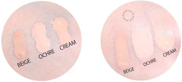 shade pixy bb cream bright fix