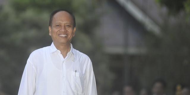 Masih Sibuk, Menteri Nasir Belum Diperiksa Soal Kasus Tuduhan PKI